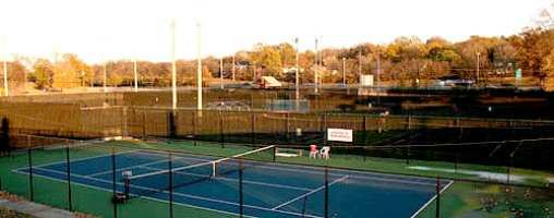 James Lewis Tennis Center - Birmingham, AL