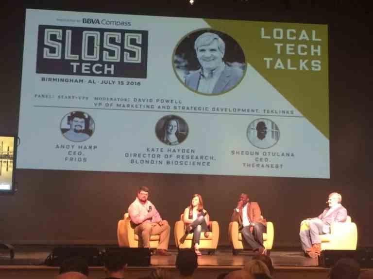 Sloss Tech Birmingham