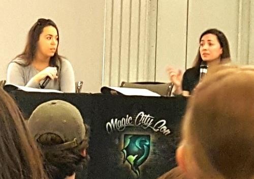Magic City Con 2017 Panel