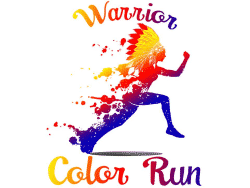 Warrior Color Run 5K in Birmingham!