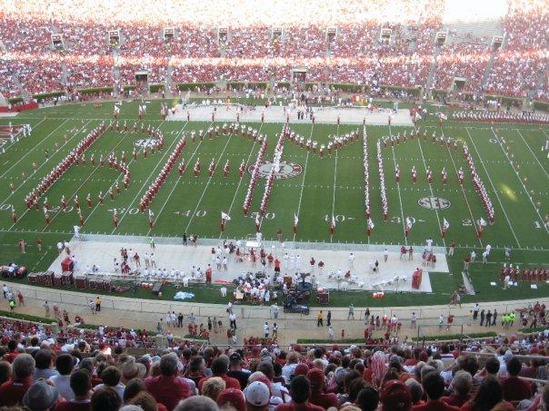 Birmingham, Alabama, Alabama football, football, University of Alabama, Bryant-Denny Stadium