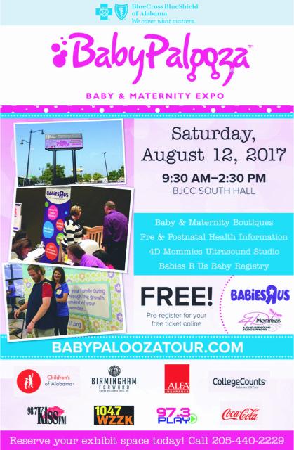 Birmingham Babypalooza turns 11 this weekend