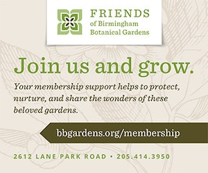 Join the Friends of the Birmingham Botanical Gardens