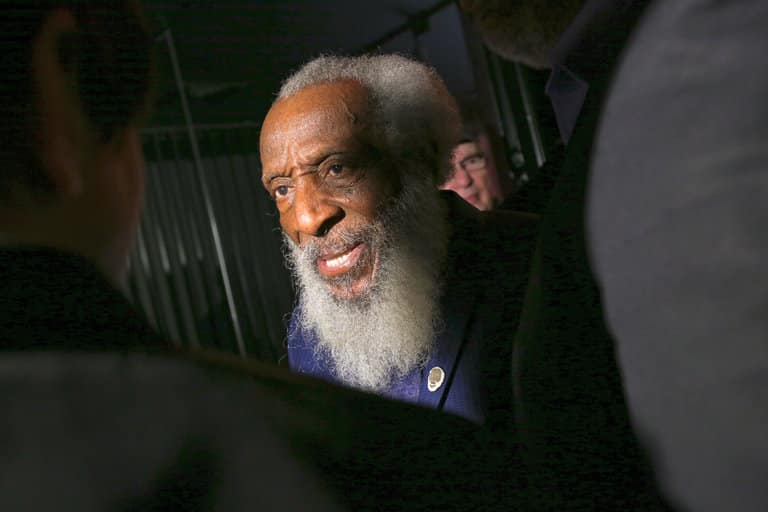 Dick Gregory,The New York Times, Birmingham, Alabama, Civil Rights