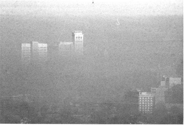 """Smoke City"" – Birmingham air pollution our past and future"