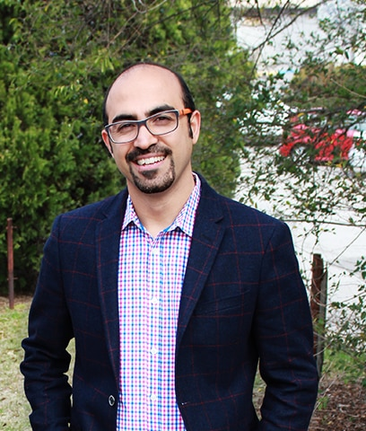 Birmingham Innovators: Dr. Mazi Rasulnia and Dr. Sanjay Singh