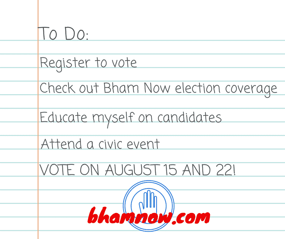 Everything you need to know about registering to vote in Birmingham