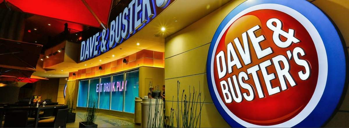 Dave & Buster's is coming to Hoover summer of 2018