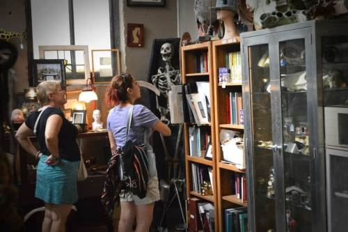 Small Business Monday - spotlight on Birmingham Oddities | Bham Now
