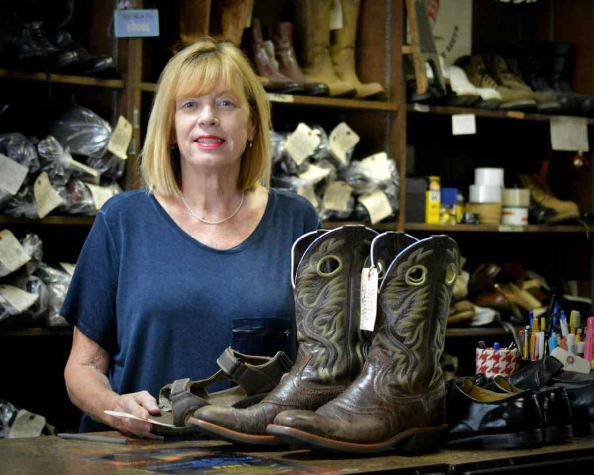 Small business Monday – spotlight on Goodyear Shoe Hospital