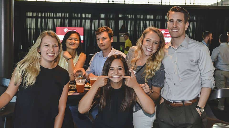 YPBirmingham's August social – drinks, networking, philanthropy, music & more!