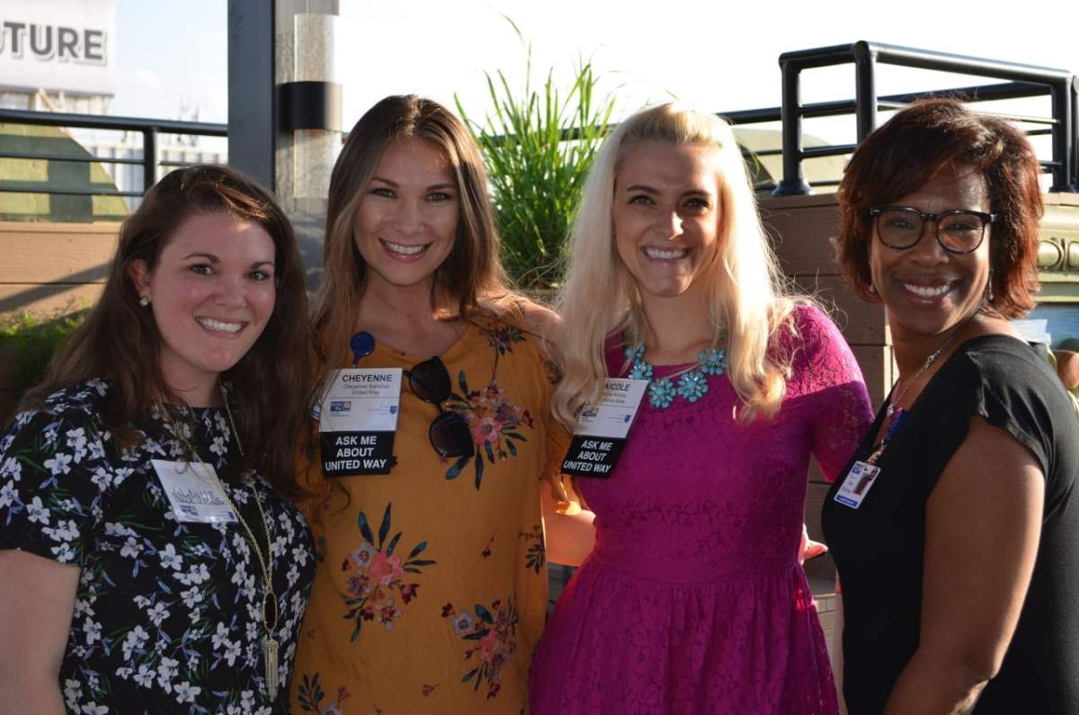 United Way Young Philanthropists Society Hosts FUNdraising Event