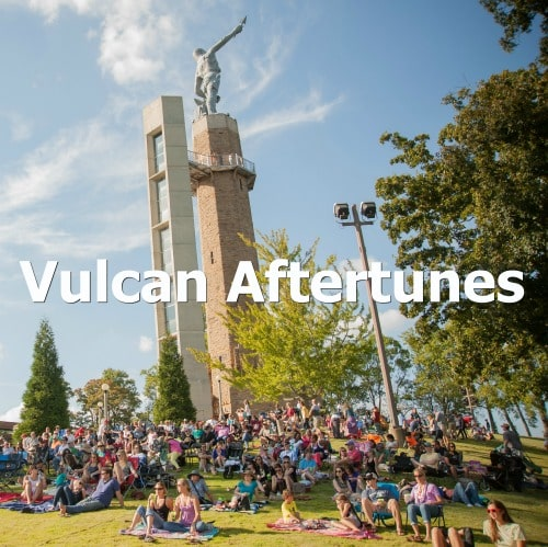 Heads up: Vulcan Aftertunes starts Oct.1!