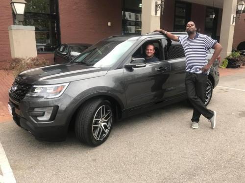 Adamson Ford Values Customers