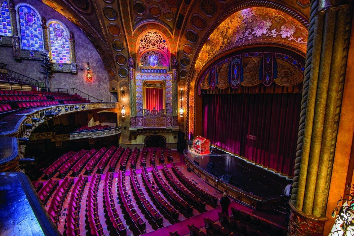 A Birmingham Valentine tradition: Casablanca and the Mighty Wurlitzer at the Alabama Theatre