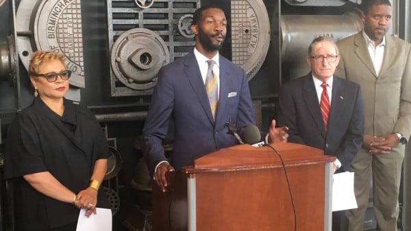 Meet the two people leading Mayor-Elect Woodfin's transition into office