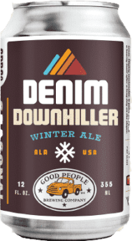 Denim Donwhiller from Good People Brewing Co