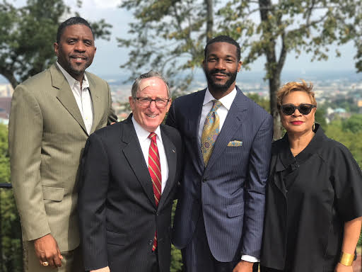 Before taking office, Woodfin organizes Birmingham community via committees