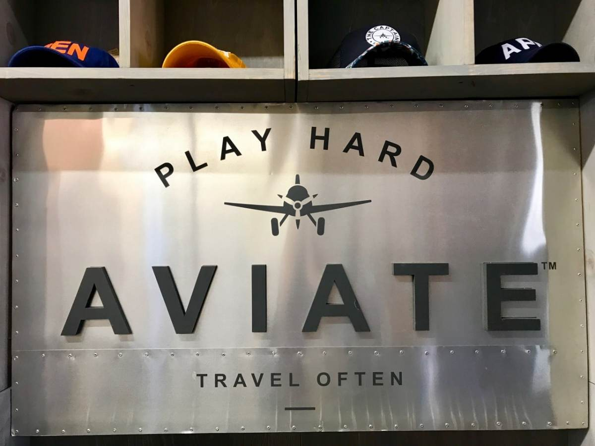 Birmingham Innovator: Aviate owner's motto is 'Play Hard. Travel Often'