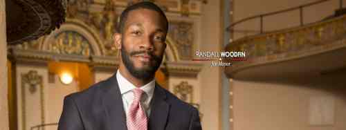 Randall Woodfin, Birmingham, Alabama, mayor