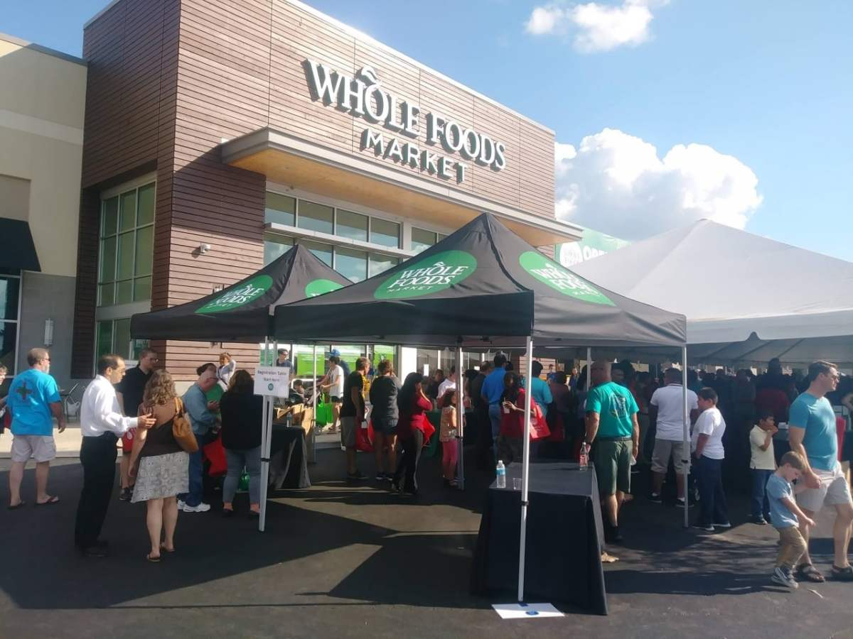 Whole Foods grand opening draws crowds in Hoover