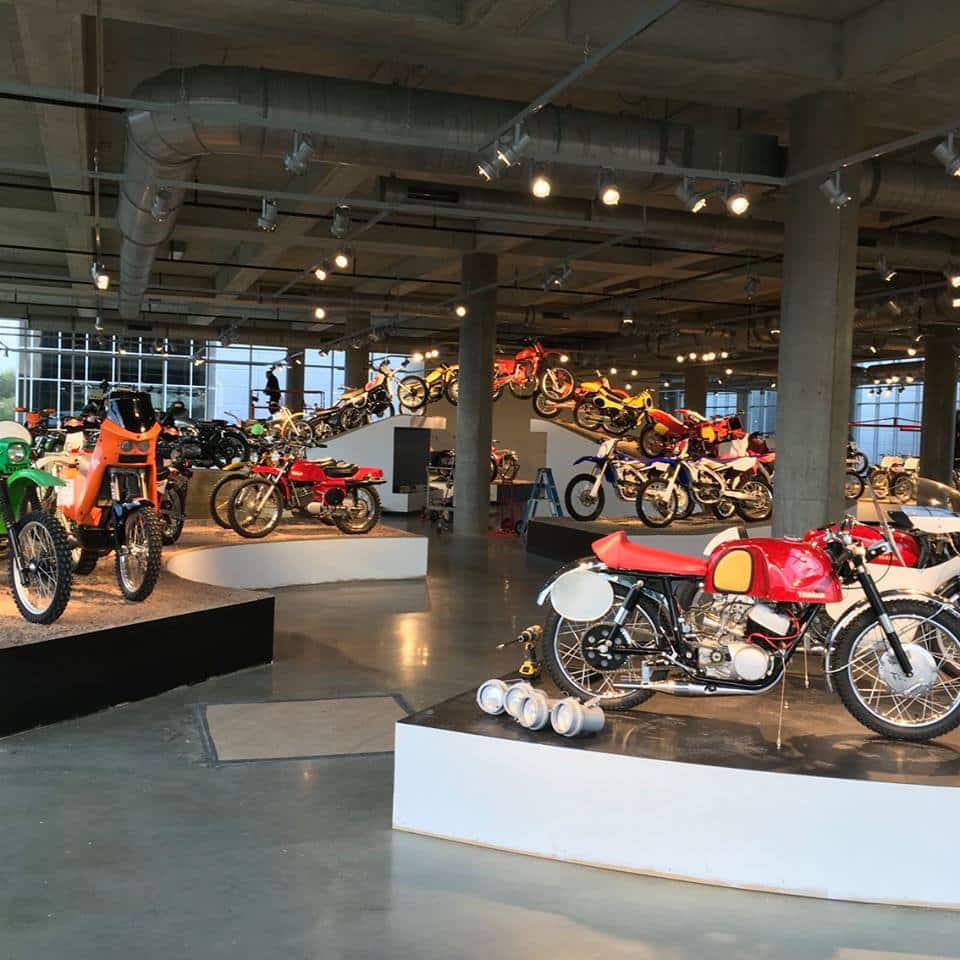 Update: Barber Vintage Motorsports Museum leads USA Today Best Alabama Attraction poll