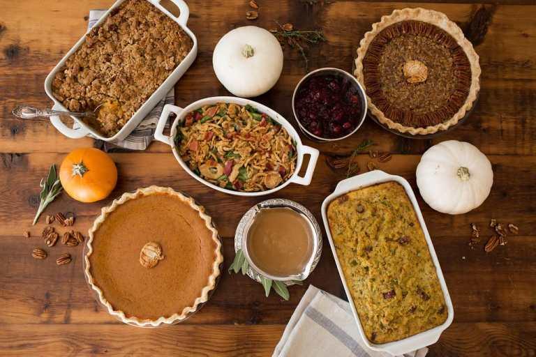 Homewood Gourmet hassle-free Thanksgiving