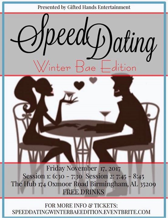 The hub speed dating