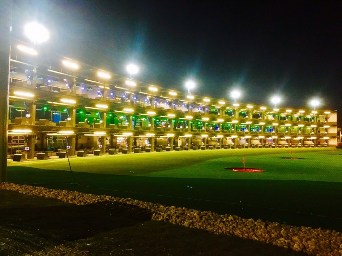 Sneak peak: Topgolf Birmingham is almost here (photo gallery)