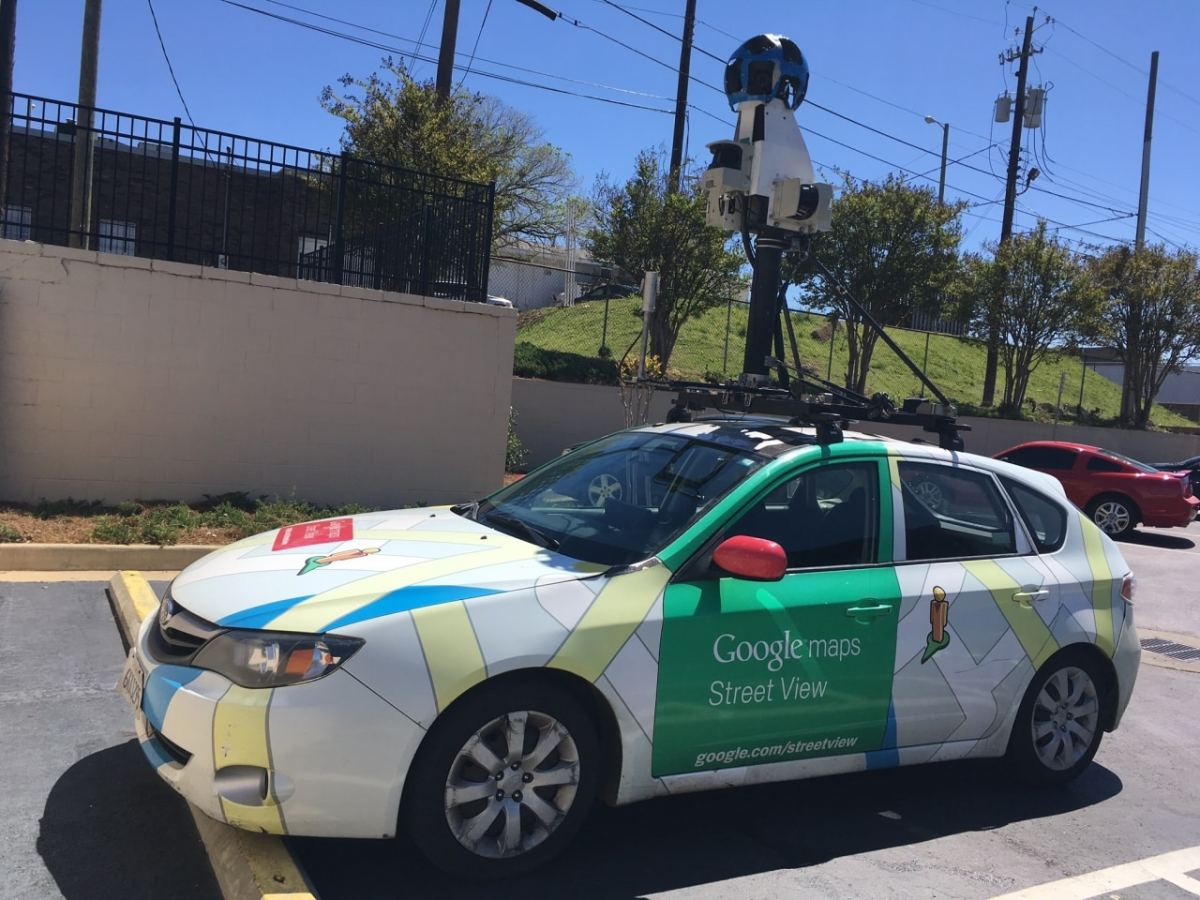 Searching for methane leaks leads to solving Google car mystery