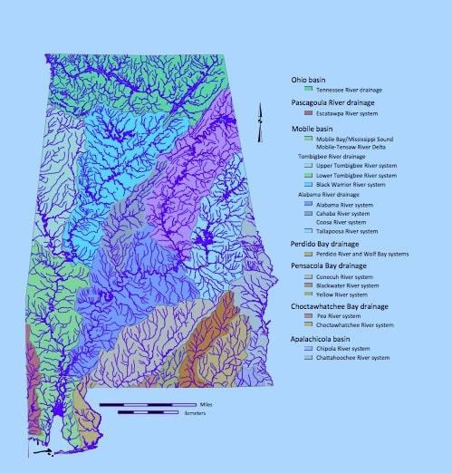 Alabama biodiversity