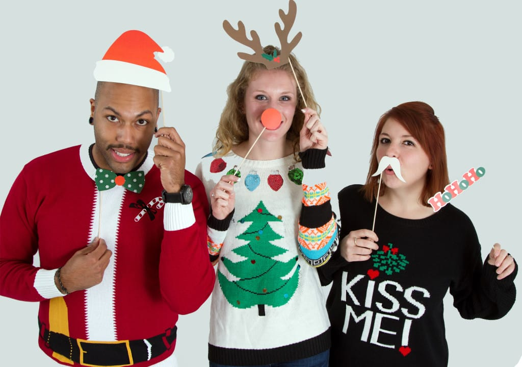 The ultimate guide to tacky holiday sweater events happening around Birmingham