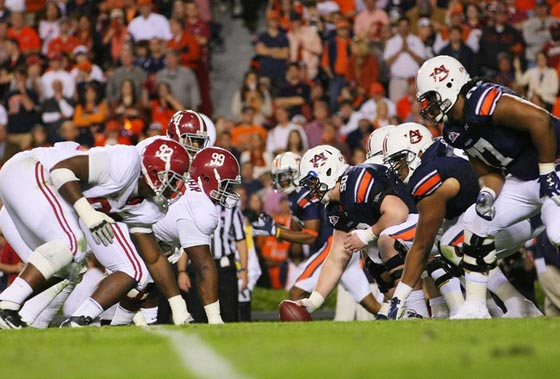 Birmingham Iron Bowl watch-party venues and specials