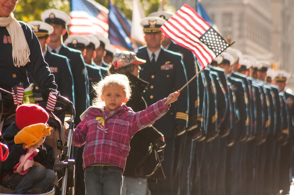 A Birmingham tradition: National Veterans Day Parade returns this Saturday