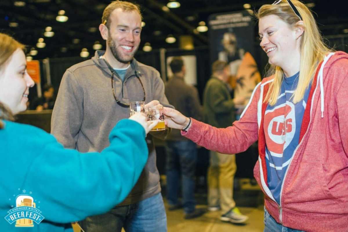 2nd Annual Birmingham Winter Beer Fest 2018, 60+ breweries, food and music