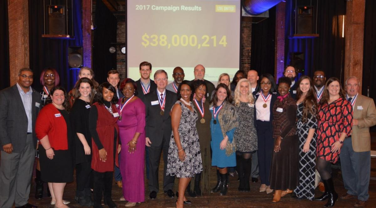United Way of Central Alabama surpasses 2017 campaign goal. Mission accomplished!