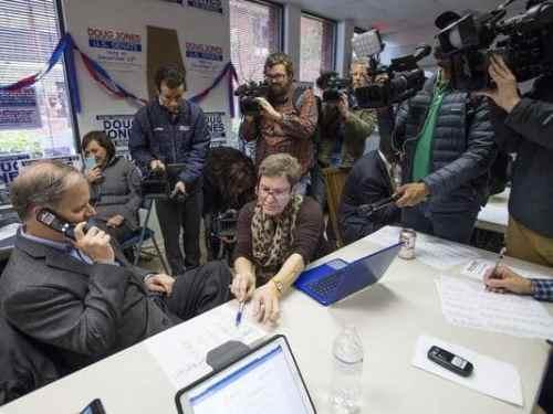 Birmingham, Alabama, Senate, election, vote, voting, Doug Jones