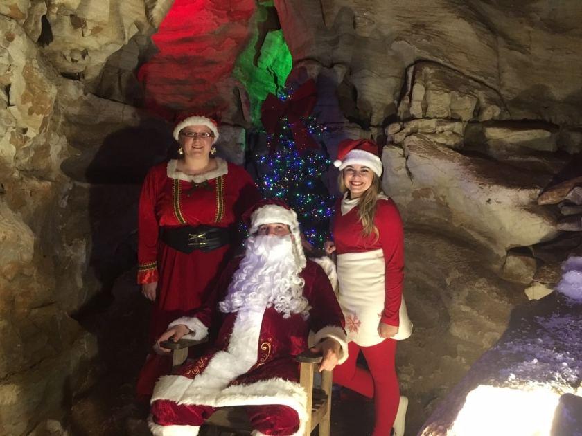 Birmingham Alabama Santa