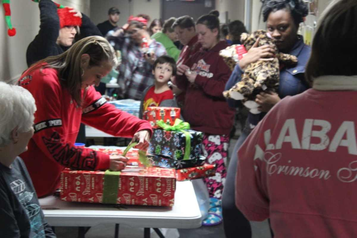 Help make Christmas merry and bright for the children of Birmingham's Lovelady Center