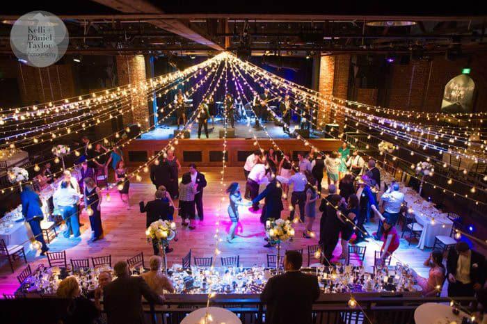 iron city birmingham wedding