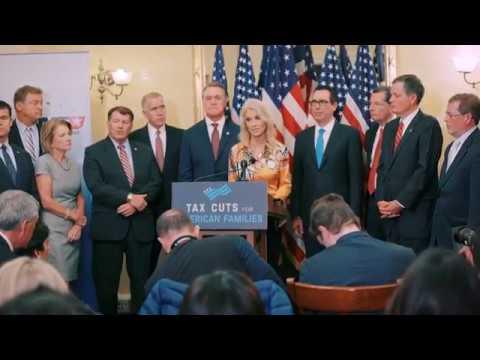 Birmingham, Alabama, White House, taxes, Kellyanne Conway, Donald Trump