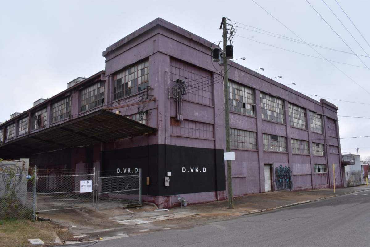 Mystery surrounding old Southside Birmingham building solved