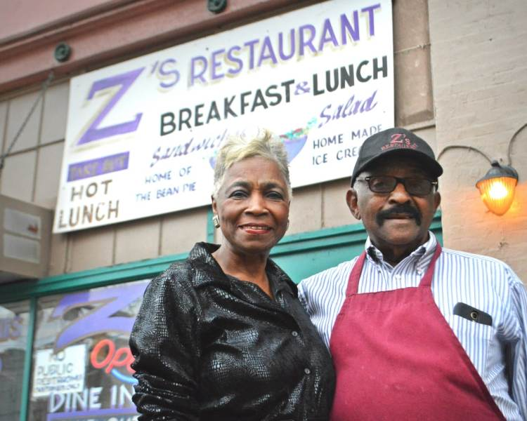 Z's Restaurant, one of the local spots that closed in 2020