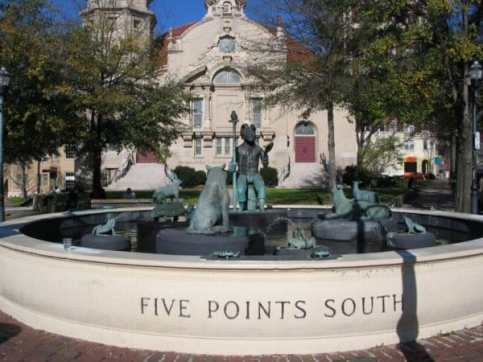 Five Points South