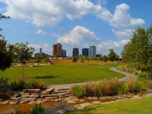 Birmingham, Railroad Park, BHM26.2