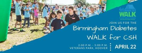 Birmingham Diabetes Walk