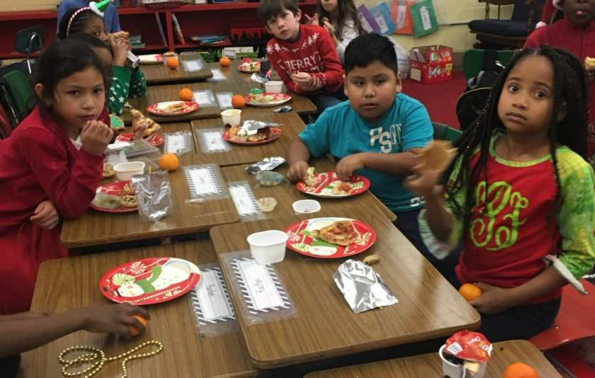 Birmingham, Jefferson County, Jefferson County Schools, Greenwood Elementary, school lunchrooms, school lunchroom health ratings