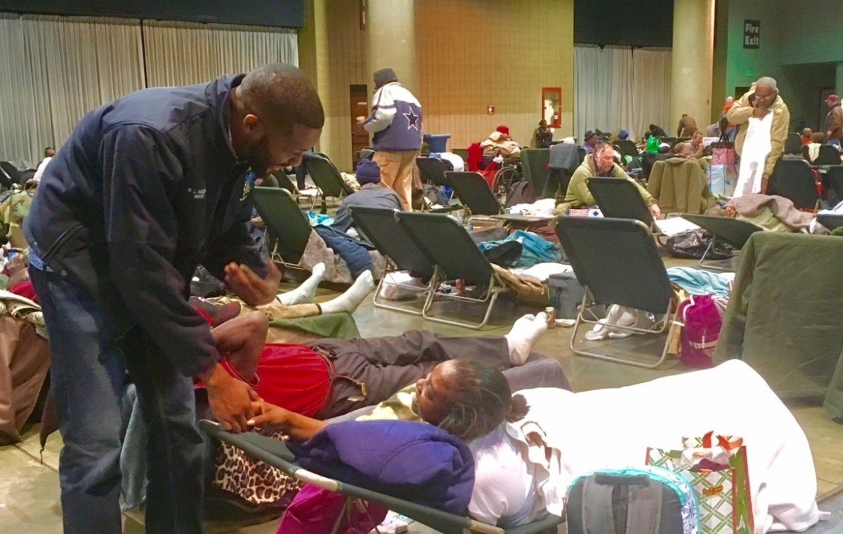 Birmingham warming stations top 400 people in need of shelter