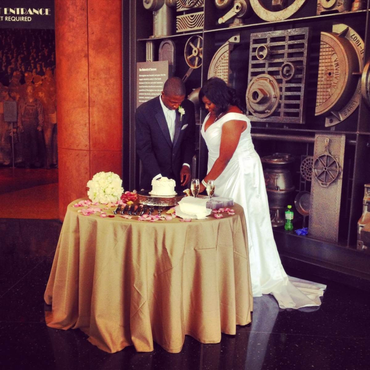 Say 'I do' with a view on Valentine's Day at Vulcan Park and Museum in Birmingham