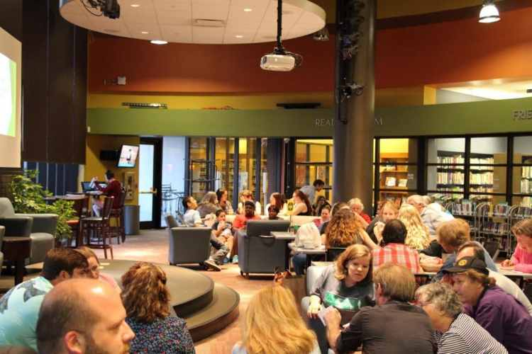Birmingham, Hoover Public Library, Trivia Night